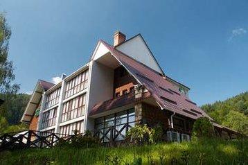 Ukrajina Hotel Jaremče, Eksterijer