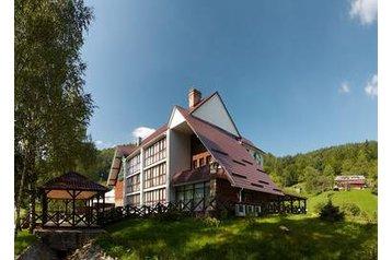 Ukrajina Hotel Jaremče, Exteriér