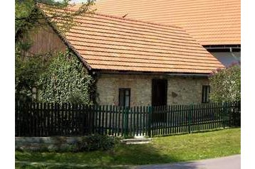 Česko Chata Záchlumí, Exteriér