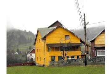 Rumunia Penzión Borşa, Zewnątrz