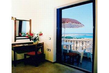 Řecko Hotel Chania, Exteriér