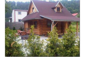 Slowakei Chata Brezno, Exterieur