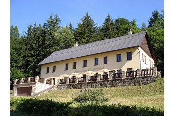 Česko Penzión Lanšperk, Exteriér