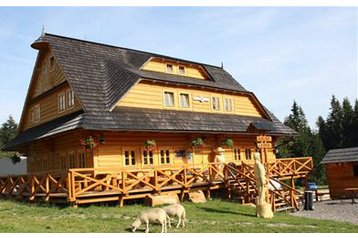 Slovacia Penzión Hruštín, Exteriorul