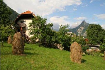Slovinsko Privát Bovec, Exteriér