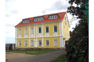 Česko Penzión Chbany, Exteriér