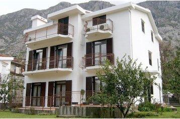 Čierna Hora Privát Kotor, Exteriér