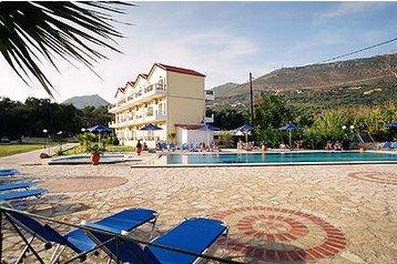 Řecko Hotel Párga, Exteriér