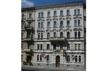 Česko Penzión Praha, Exteriér