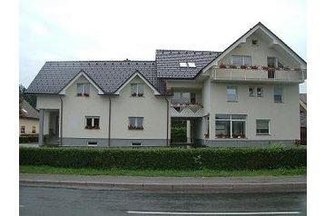 Slovinsko Hotel Kranj, Exteriér