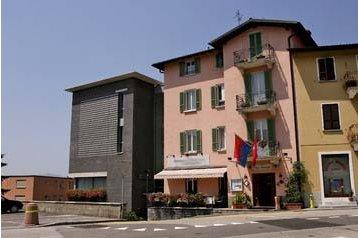 Švýcarsko Hotel Vacallo, Exteriér
