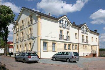 Tschechien Hotel Náchod, Exterieur