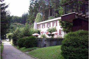 Česko Hotel Klučenice, Exteriér