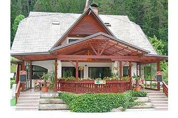 Slovinsko Penzión Dovje, Exteriér