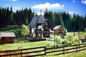 Rumunsko Penzión Arieşeni, Exteriér
