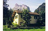 Chata Kandersteg Švýcarsko