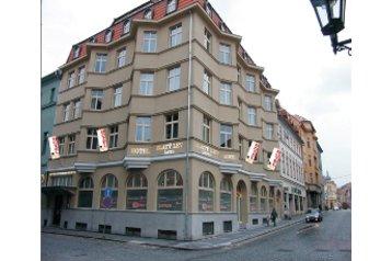 Česko Hotel Žatec, Exteriér