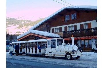 Franţa Hotel Châtel, Exteriorul