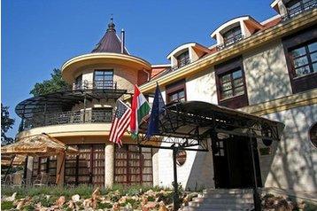 Maďarsko Hotel Miškolc / Miskolc, Exteriér