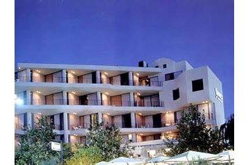 Řecko Hotel Rethymno, Exteriér