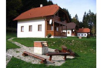 Tschechien Bungalov Svojanov, Exterieur