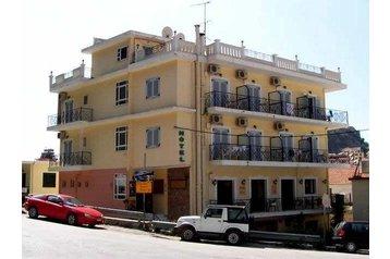 Görögország Hotel Párga, Exteriőr
