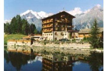Švajčiarsko Hotel Grächen, Exteriér