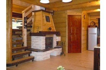 Slowakei Chata Mojtín, Exterieur