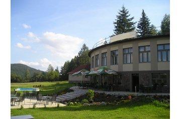 Česko Hotel Jince, Exteriér