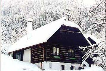 Rakousko Chata Ossiach, Exteriér