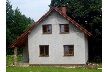 Tschechien Chata Žirov, Exterieur