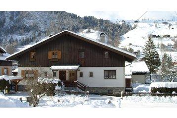 Rakousko Chata Kaprun, Exteriér