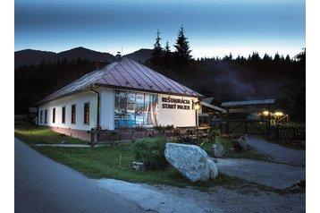 Slowakei Chata Terchová, Exterieur