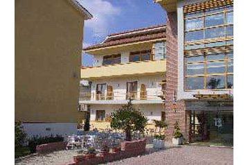 Albania Hotel Tirana, Exteriorul