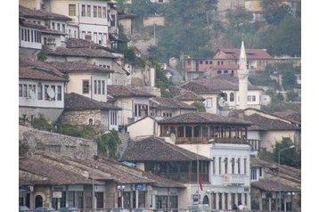 Albania Hotel Berat, Exteriorul