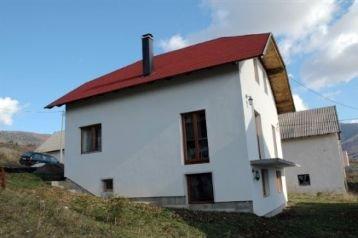 Bosna i Hercegovina Chata Kupres, Eksterijer