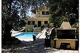 Chata Nissaki Řecko