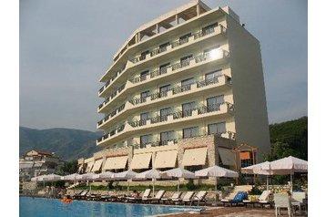 Albánsko Hotel Himarë, Exteriér