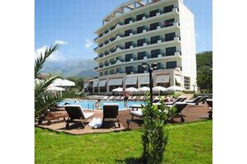 Albania Hotel Himarë, Exteriorul