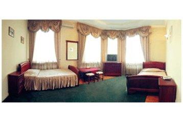 Ukrajina Hotel Rivne, Interijer