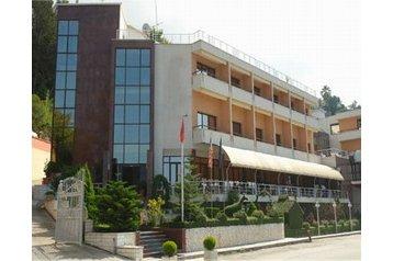 Albánsko Hotel Vlorë, Exteriér