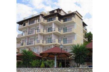Albania Hotel Sarandë, Exteriorul