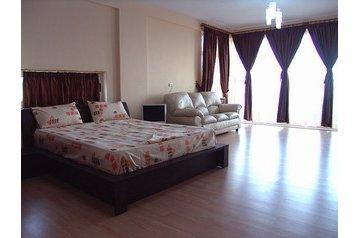 Albania Hotel Shëngjin, Exteriorul