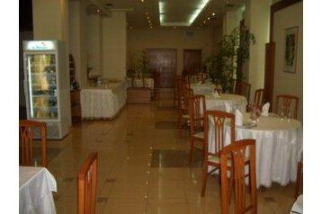 Albánsko Hotel Drač / Durrës, Exteriér