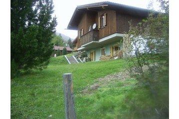 Rakousko Chata Reichenau, Exteriér