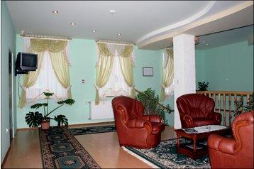 Ukraina Hotel Cholmok, Zewnątrz