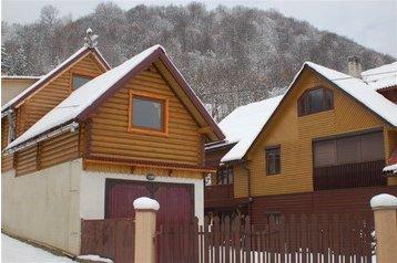 Ukraina Penzión Rachiv, Rachów, Zewnątrz