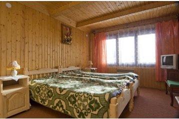 Ukraina Penzión Rachów / Rachiv, Zewnątrz