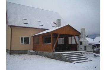 Ukraine Penzión Jassinja / Jasiňa, Exterieur
