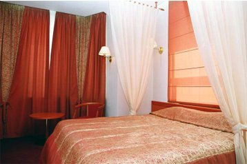 Rusko Hotel Ekaterinburg, Jekaterinburg, Interiér